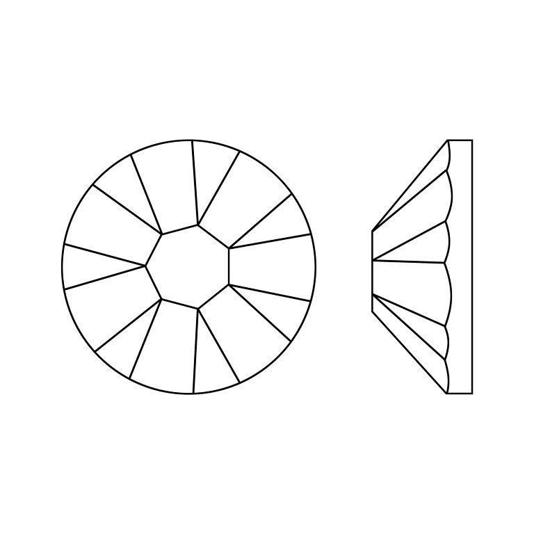 swarovski-strass-2058-xilion-rose-enhanced-flatback
