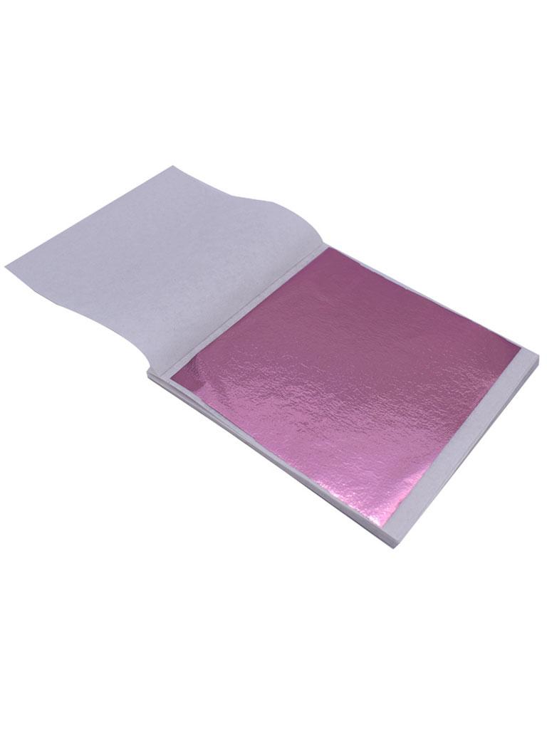 pink-soft-foil-leaves-9x9cm